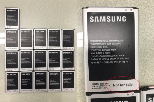 Il dipendente di Samsung che ha rubato 8000 smartphone