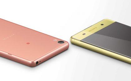 Sony Xperia XA Ultra in aggiornamento a Android 7 Nougat