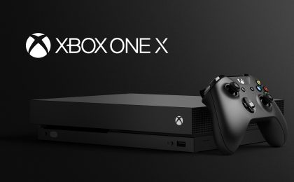 Xbox One X: i 5 motivi per comprarla