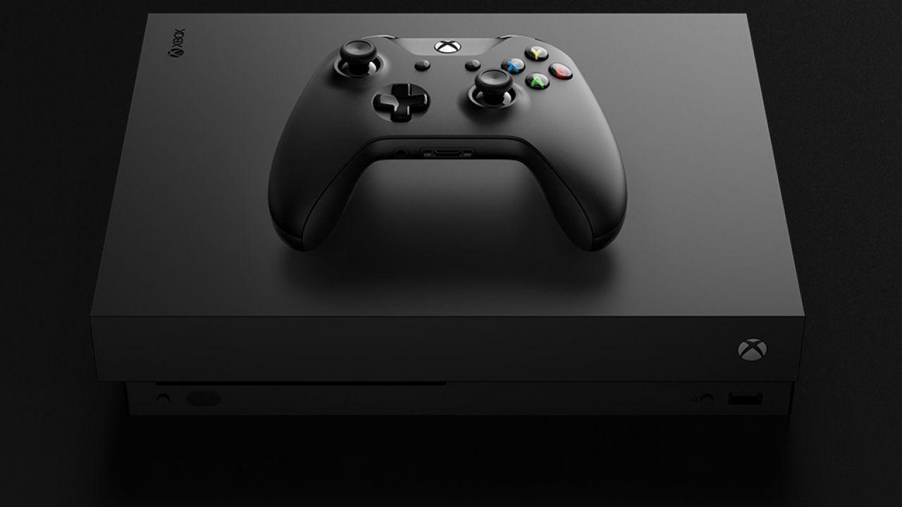 Xbox One X prezzo