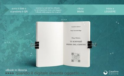 Ebook in Libreria: il progetto di CasaSirio su Eppela