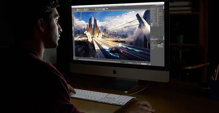 iMac Pro differenze schermo