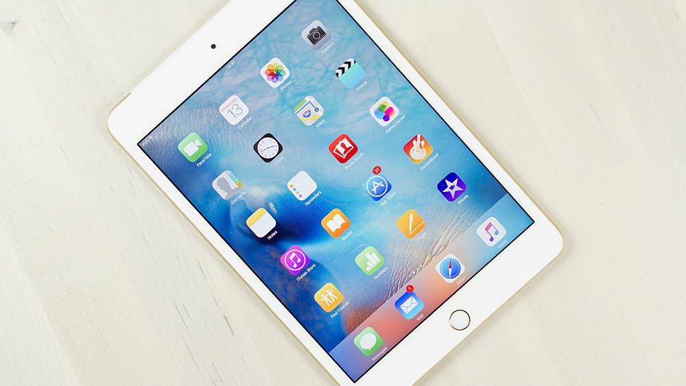iPad Mini 4 RAM e archiviazione