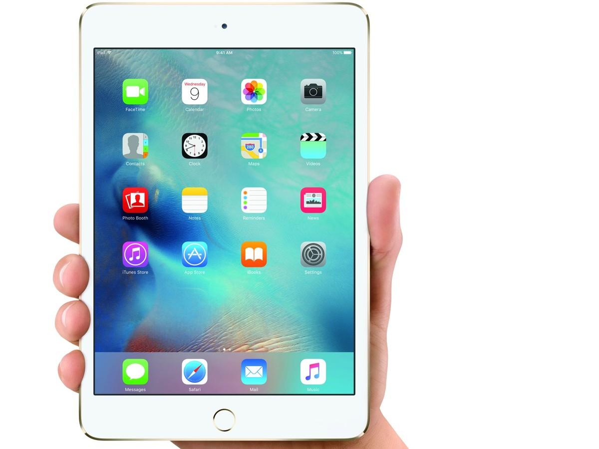 iPad Mini 4 fotocamera