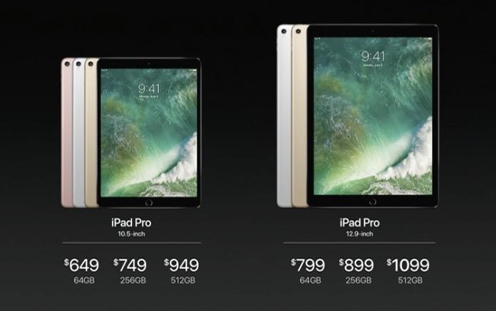 iPad Pro 10.5 prezzi