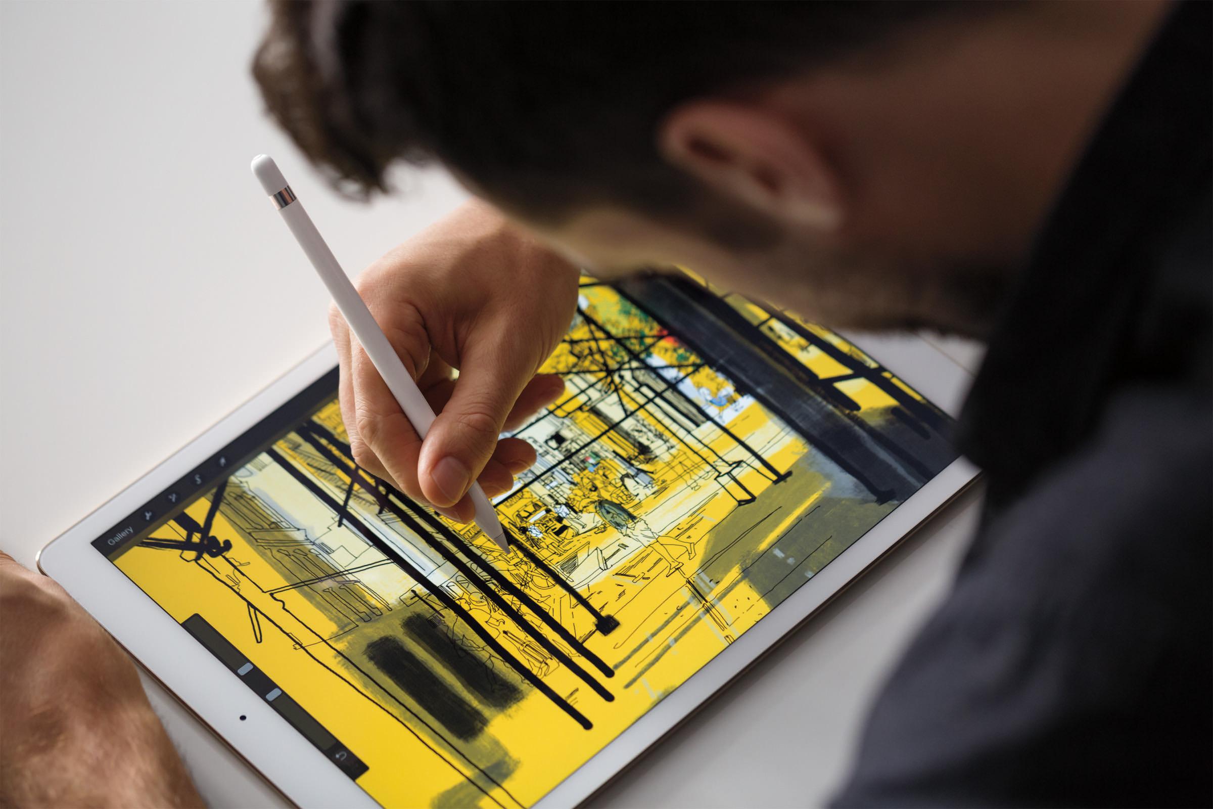 iPad Pro 12.9 fotocamera