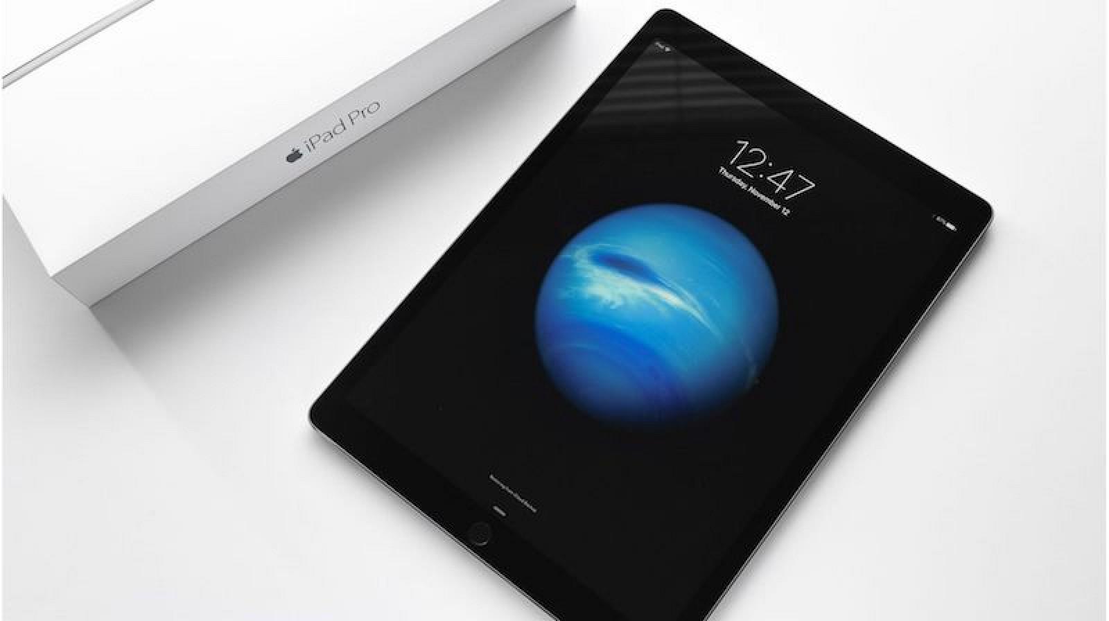 iPad Pro 12.9 processore
