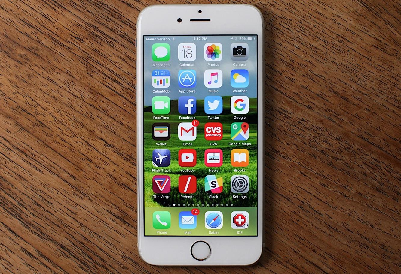 iPhone 6S batteria si spegne all'improvviso