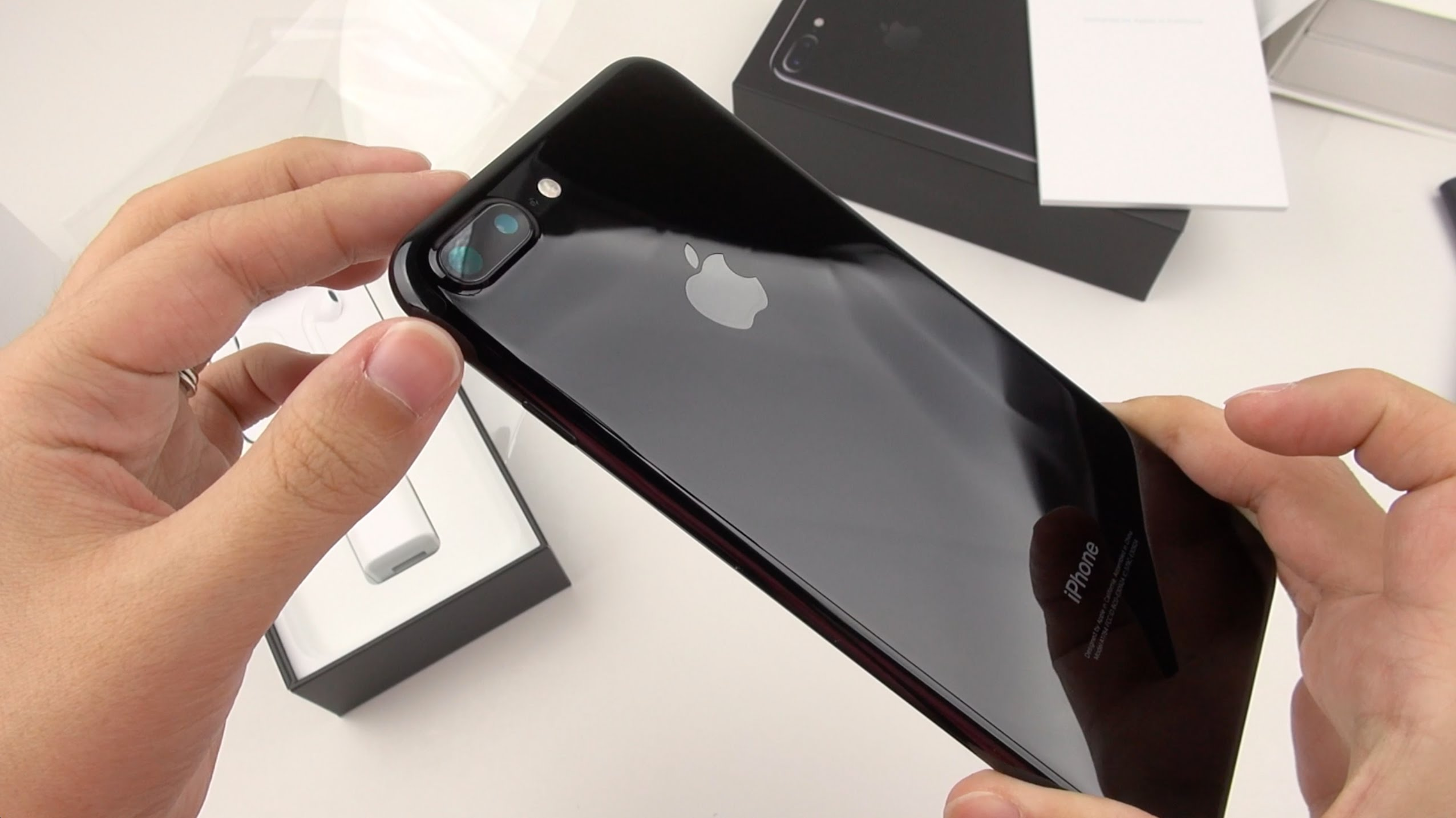 iPhone 7 Plus sistema operativo