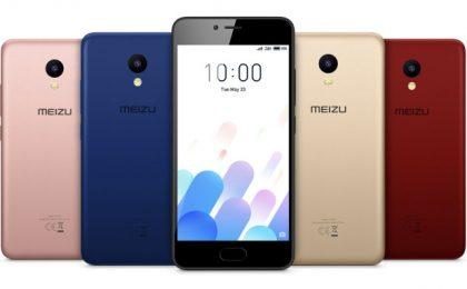 Meizu M5C: prezzo, uscita e la scheda tecnica ufficiale