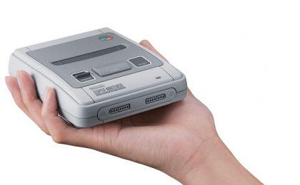 Super Nintendo Mini: prezzo, uscita in Italia e preordini