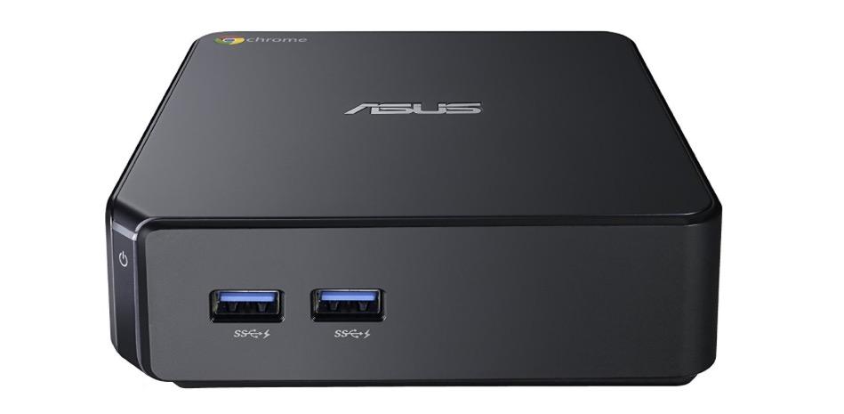ASUS Chromebox G072U
