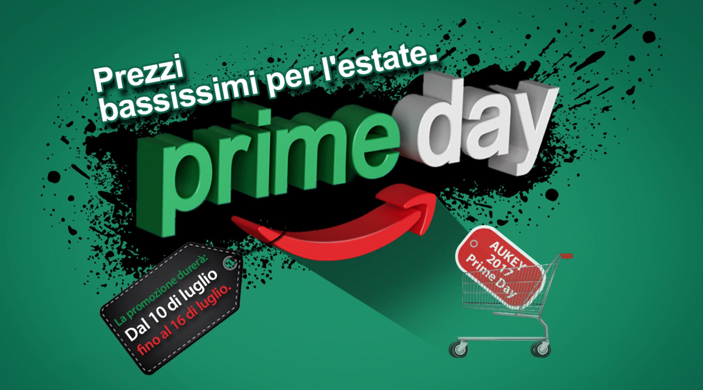 AUKEY offerte Amazon Prime Day 2017