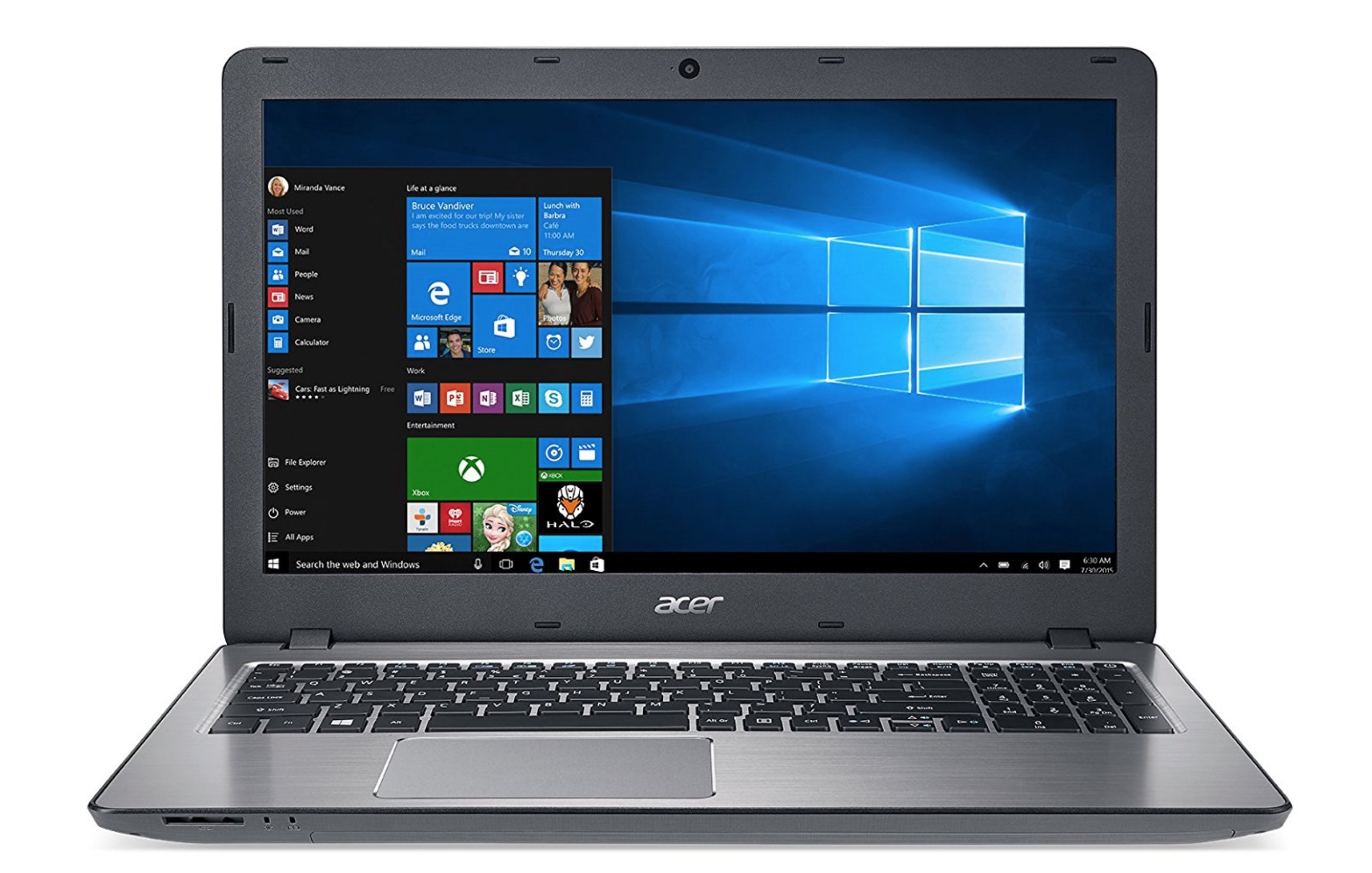 Acer Aspire F5 573G 54WE