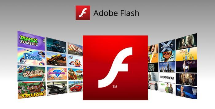 Adobe Flash storia