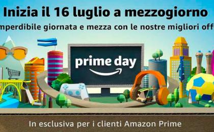 Amazon Prime Day 2018: che cos'è e come funziona