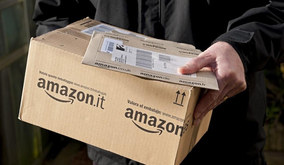 Amazon consegna Poste Italiane