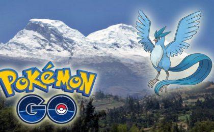 Pokemon Go, Articuno: come e se sarà ancora disponibile