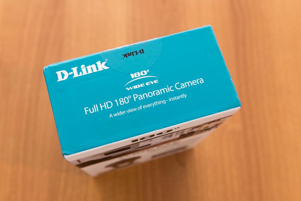 Box D Link DCS 2530L