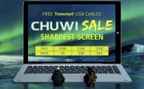 CHUWI su Geekbuying: offerte e promozioni notebook, computer 2-in-1 e tablet
