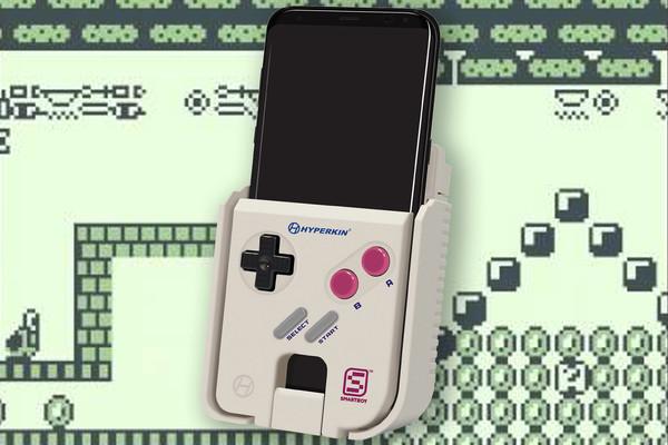 Trasforma il tuo smartphone Android in un Game Boy
