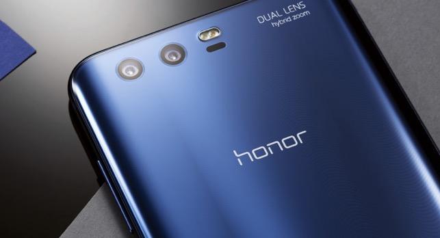 Honor 9 batteria