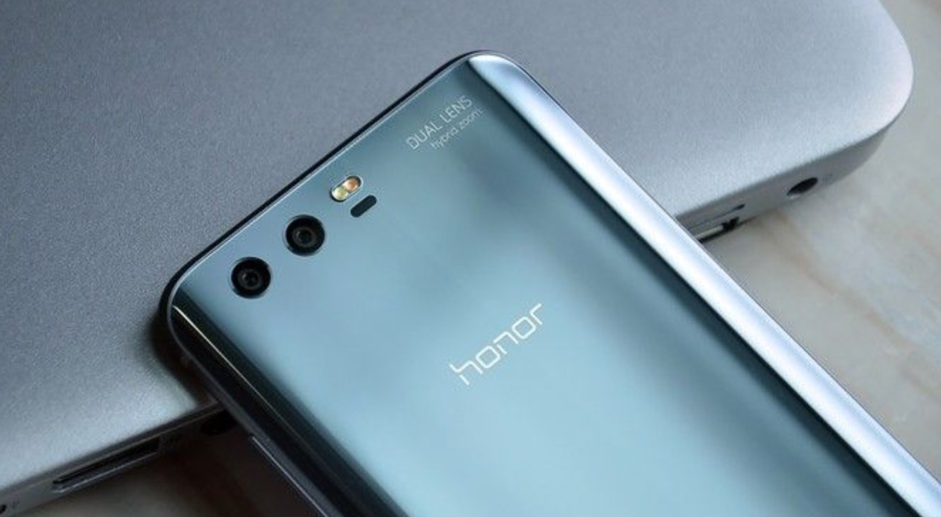 Honor 9 design