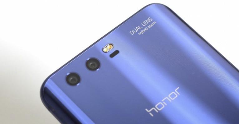 Honor 9 processore