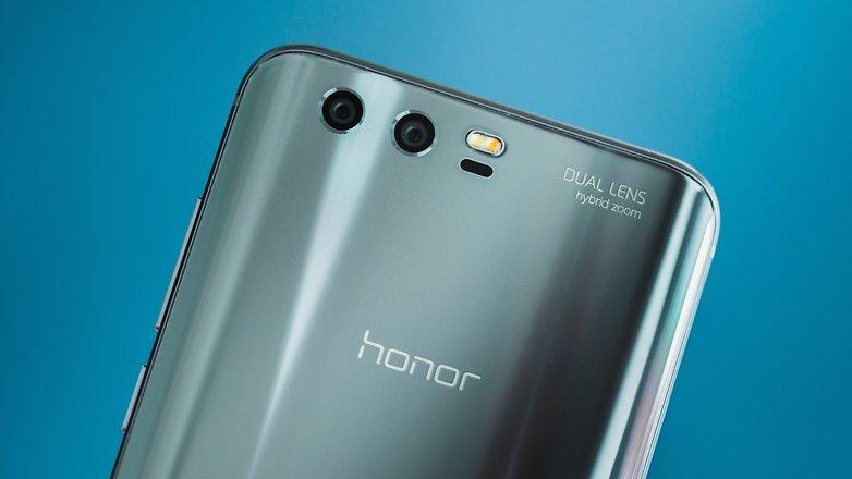 Honor 9 schermo