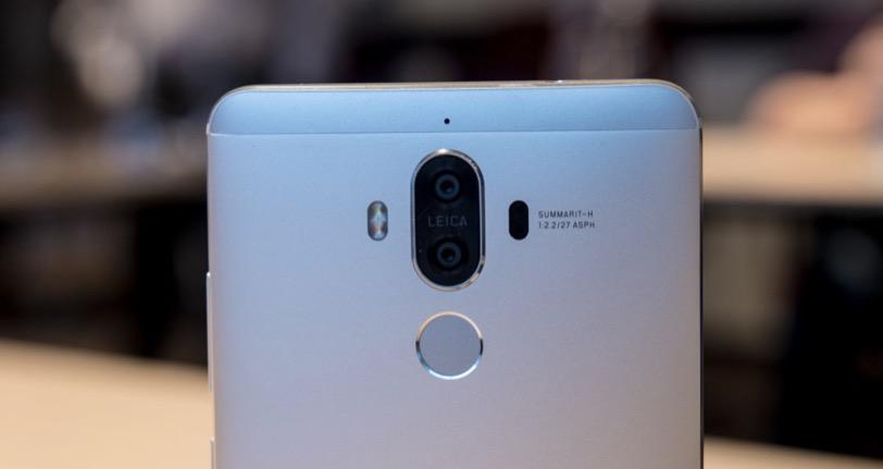 Huawei Mate 9 batteria