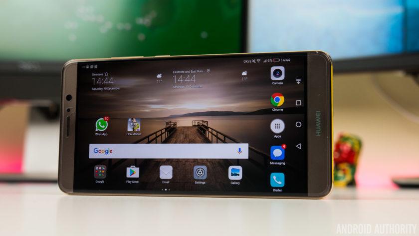 Huawei Mate 9 sistema operativo
