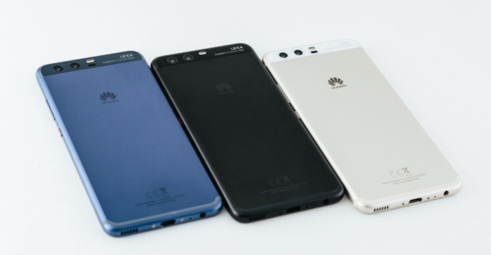 Huawei P10 Plus processore