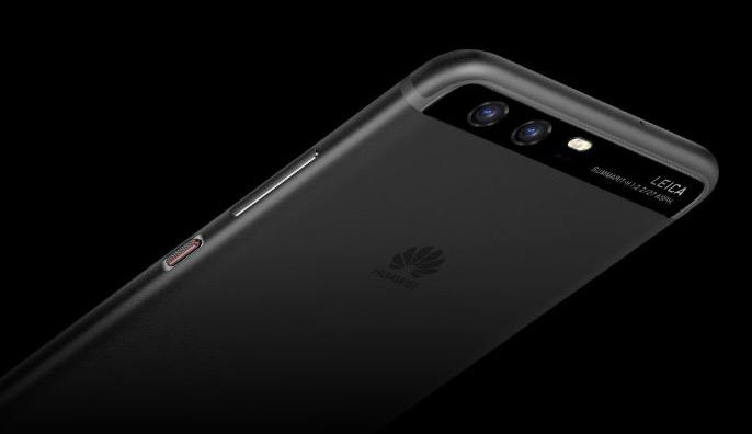 Huawei P10 schermo