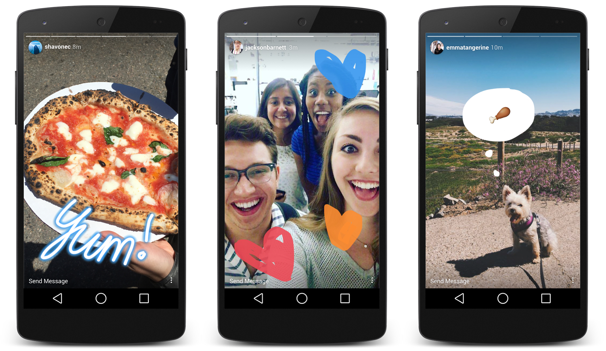 Instagram Stories link esterni limiti