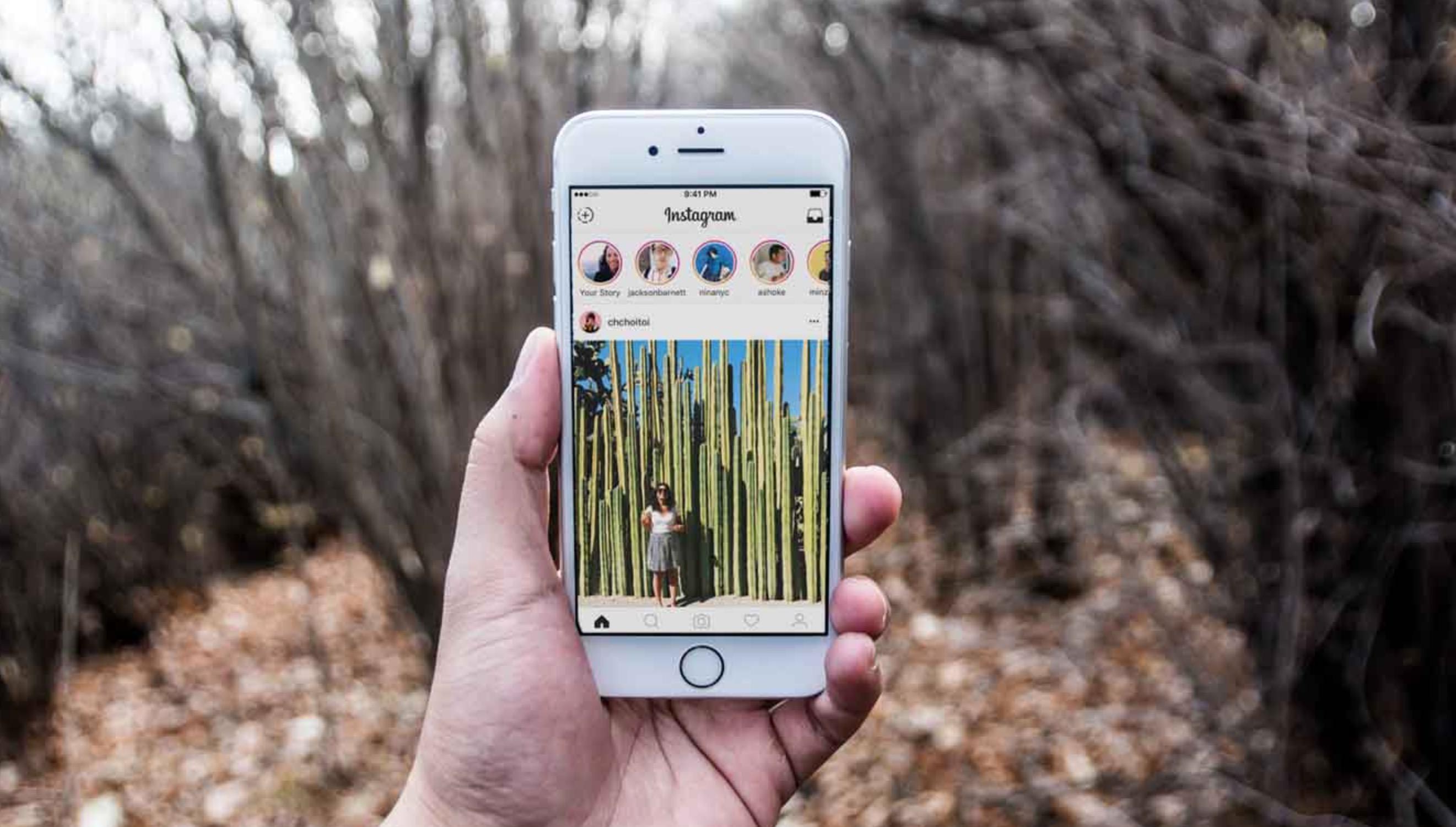Come aggiungere link su Instagram Stories