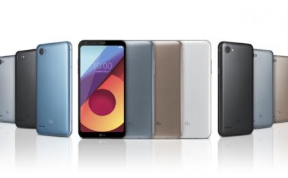 LG Q6: prezzo, uscita in Italia e scheda tecnica