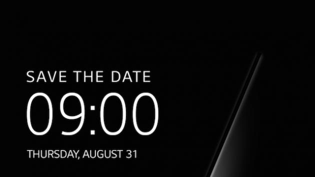 LG V30: presentazione il 31 agosto e uscita a settembre