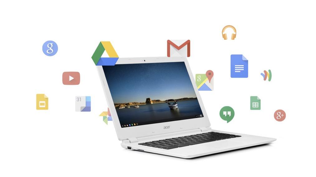 I migliori Chromebook del 2017