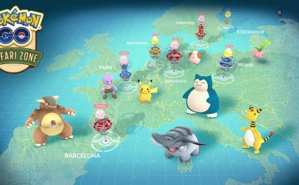 Pokemon Go eventi mondiali estate 2017: tutte le informazioni