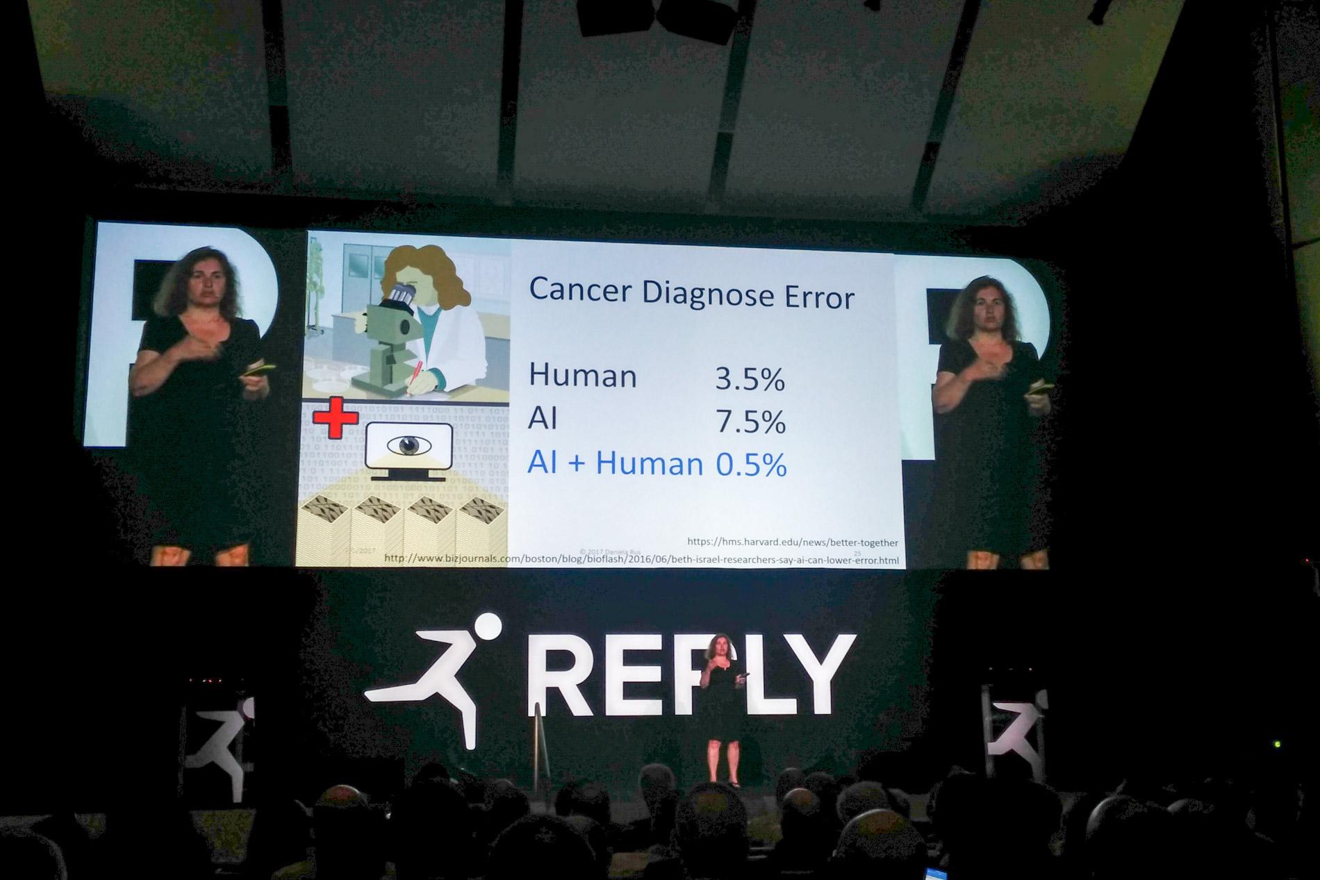 Reply Xchange 2017 Intelligenza umana e artificiale