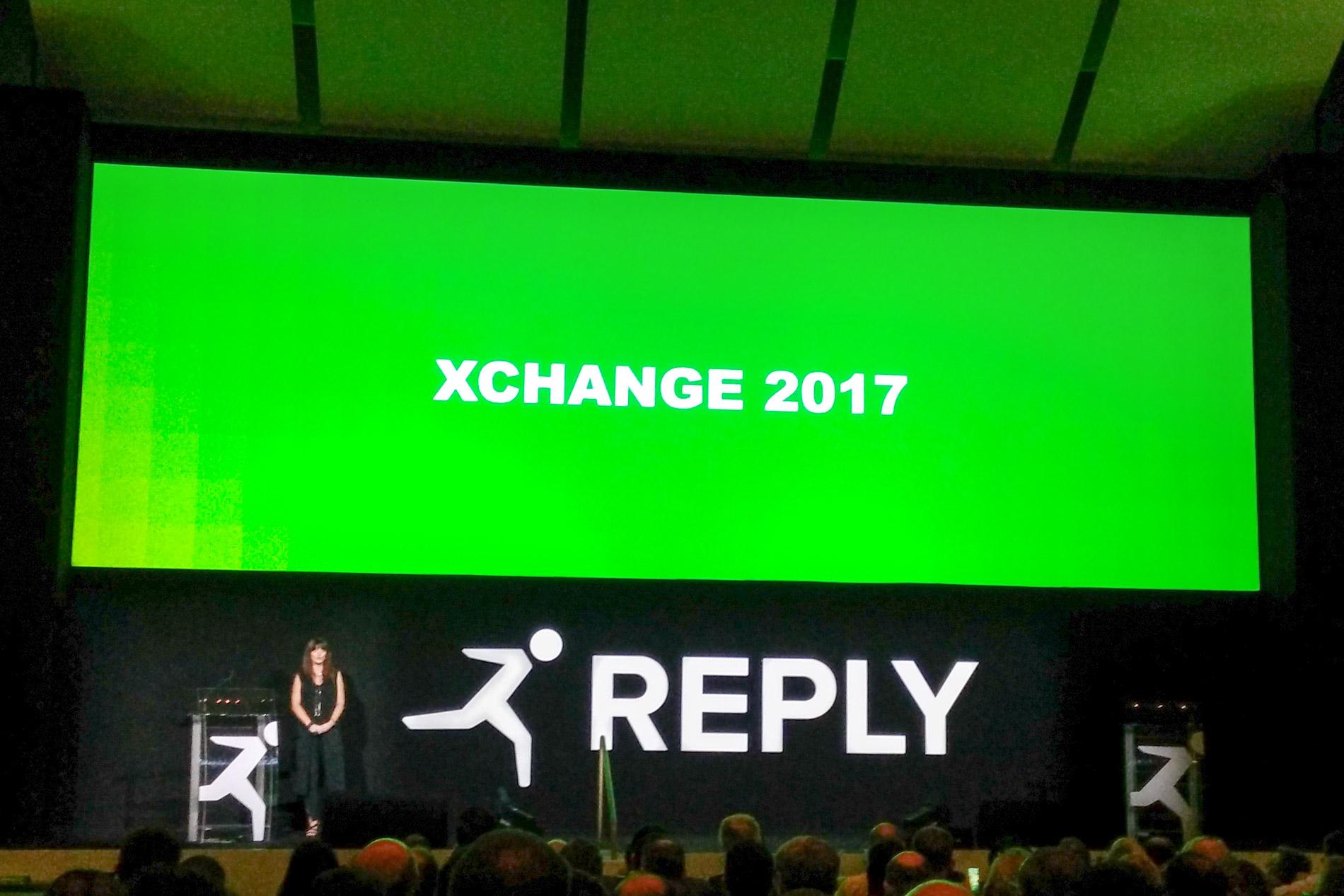 Reply Xchange 2017, l'innovazione digitale che trasforma il business