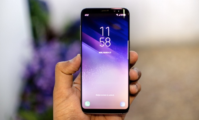 Samsung Galaxy S8 processore