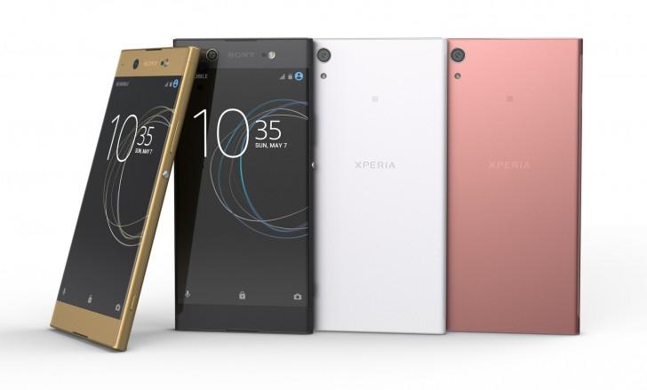 Sony Xperia XA1 Ultra: aggiornamento Android delle patch di sicurezza