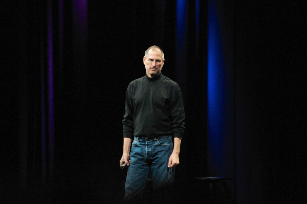 Steve Jobs maglia