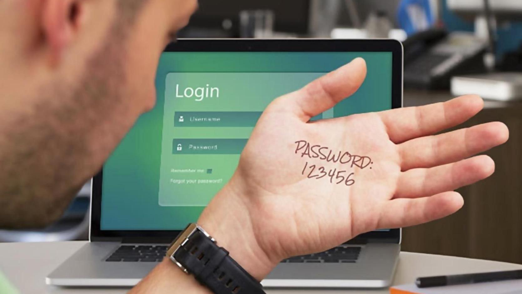 Come tenere al sicuro le password