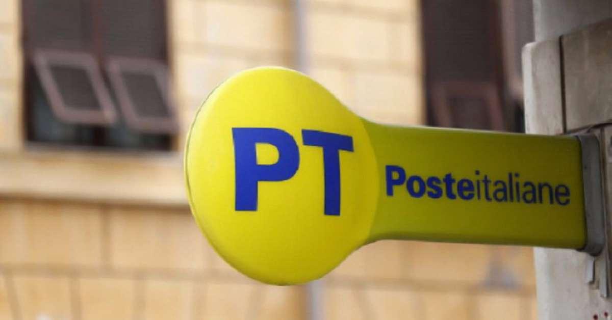 Ufficio postale pacco Amazon