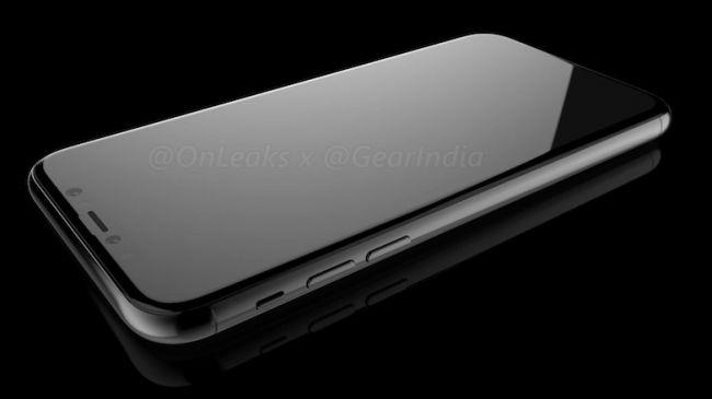 iPhone 8 foto rubata fronte