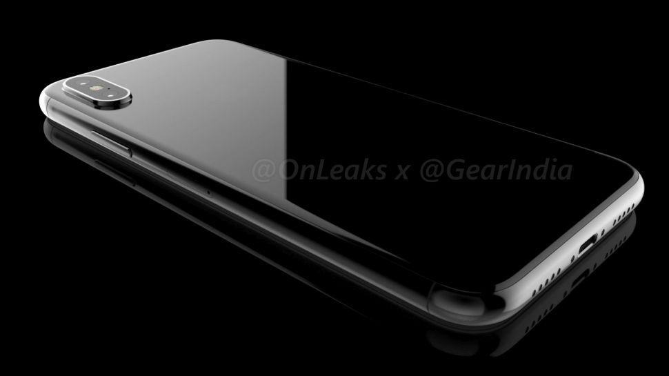 iPhone 8 foto rubata retro