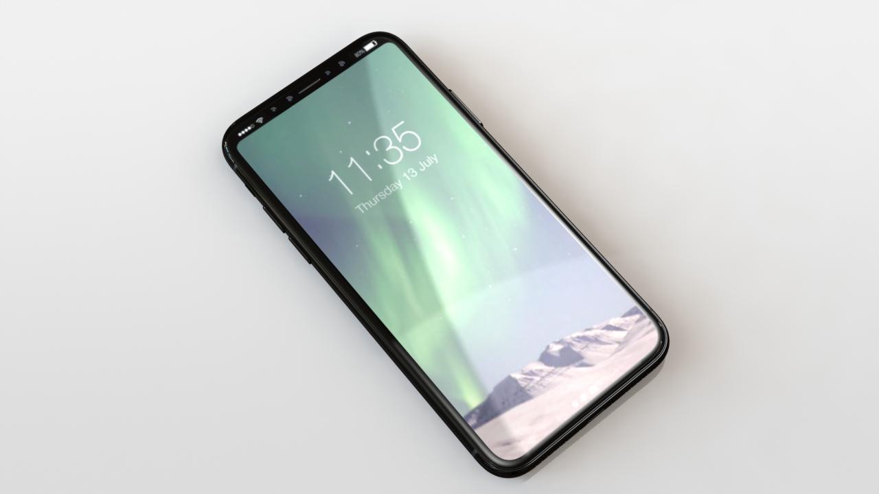 iPhone 8 render: le ultime foto con il design definitivo