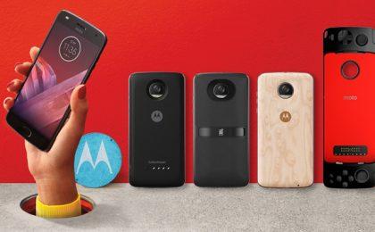 Lenovo Moto Z2 Play: prezzo, scheda tecnica e uscita per l'Italia